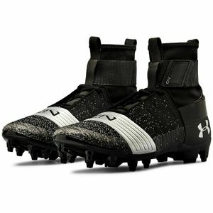 NEW Under Armour UA C1N MC Football Cleats Shoes
